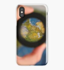 View the World iPhone Case