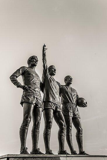 Manchester United Legends by ilikepetedotcom