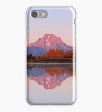 Alpen Glow iPhone Case/Skin