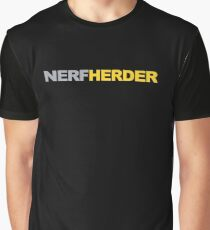 Star Wars - Nerf Herder Graphic T-Shirt