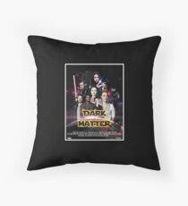 Dark Matter - Star Wars Edition Throw Pillow