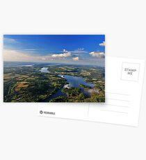 Finger Lakes, New York Postcards