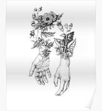 Kräuter der Hexe Poster