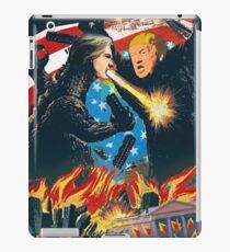 D. Trump VS H. Clinton iPad Case/Skin