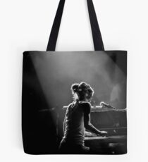 On Piano Tote Bag