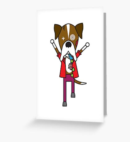 Tilly Greeting Card