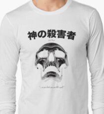 God Slayer Long Sleeve T-Shirt