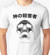 God Slayer Unisex T-Shirt