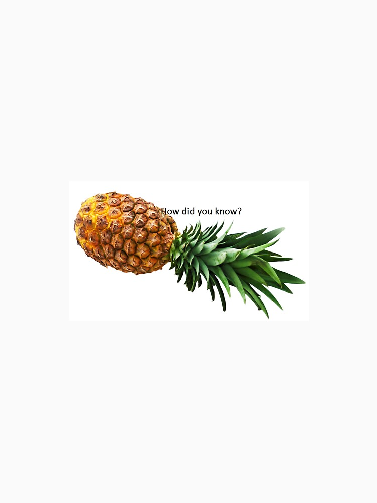 allergic to pineapple what else