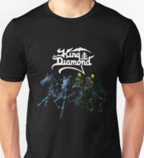 King Diamond Fan Gifts & Merchandise Unisex T-Shirt