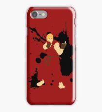 Ken Masters iPhone Case/Skin