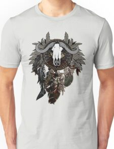 Dreamcatcher with Bull Skull T-Shirt