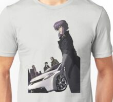 Motoko Anime Manga Shirt Unisex T-Shirt