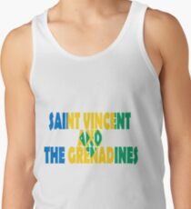 Saint Vincent and the Grenadines Tank Top