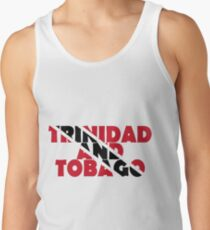 Trinidad and Tobago Men's Tank Top