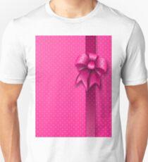 Pink Present Bow T-Shirt