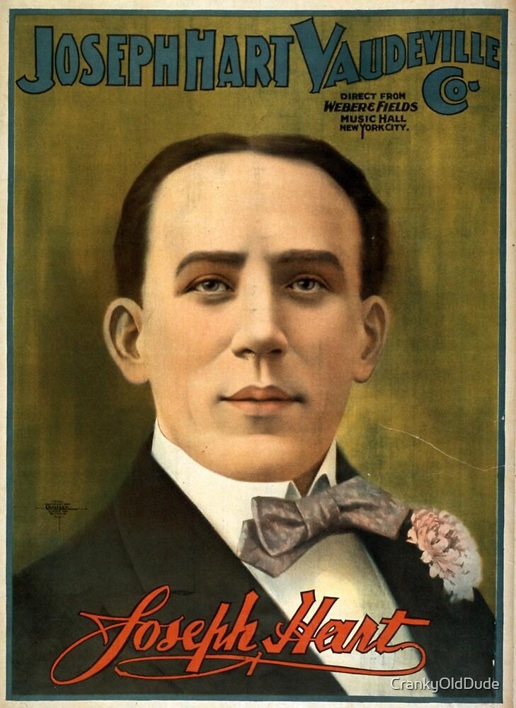 Joseph Hart Vaudeville Co 9 - Courier - 1899 by CrankyOldDude