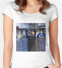 Step Brothers Women's Fitted Scoop T-Shirt