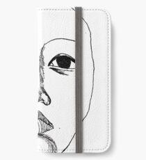 Portrait I iPhone Wallet/Case/Skin