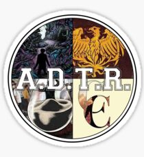 A Day To Remember Tribute Sticker