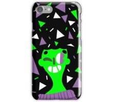 Far Out Triangles! iPhone Case/Skin