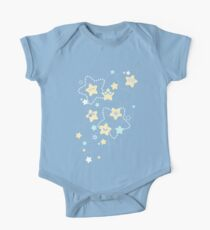 Cute Pastel Night Stars Kids Clothes