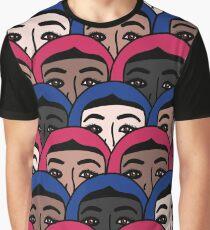 HIJABI CROWD Graphic T-Shirt