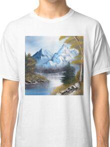 Blue Mountains Classic T-Shirt