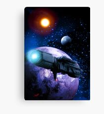 The Sulaco Canvas Print