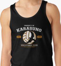 Team Karasuno Tank Top