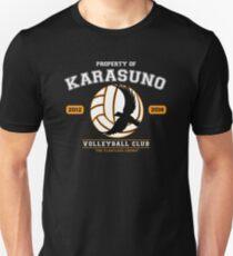 Team Karasuno Slim Fit T-Shirt