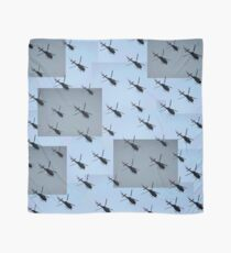 Helifly blue grey - Helimosca azul gris Scarf