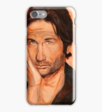 Hank Moody iPhone Case/Skin