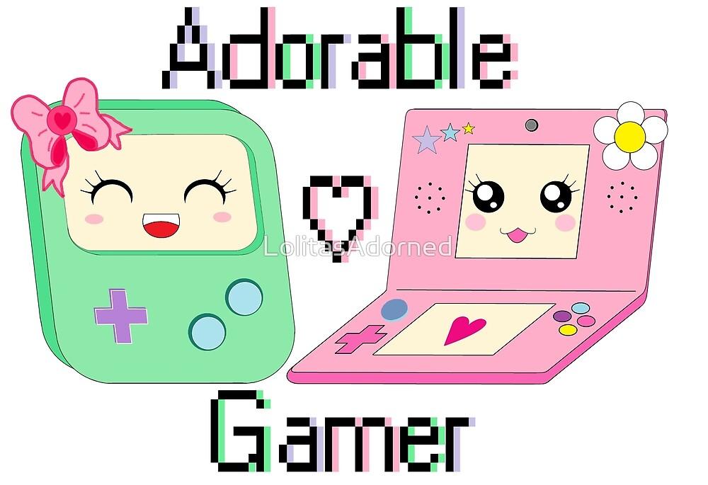 Adorable Gamer ~ Devices by LolitasAdorned