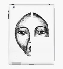 Fraction V iPad Case/Skin