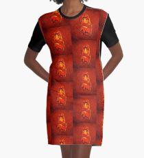 BABOOSHKA! BABOOSHKA! BABOOSHKA! WOW-WOW ... Graphic T-Shirt Dress
