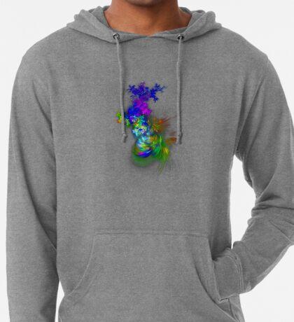 Vase of flowers #fractals Lightweight Hoodie