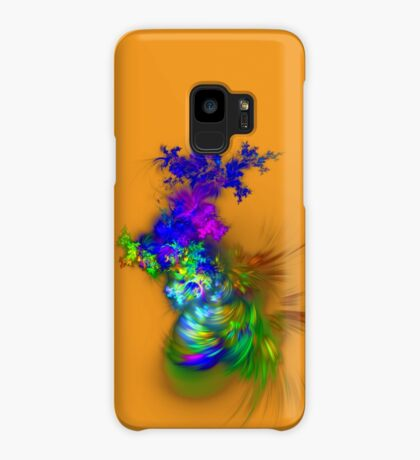 Vase of flowers #fractals Case/Skin for Samsung Galaxy