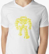 Manbot - Plain Blue Colour Variant T-Shirt