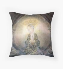 Vintage Sulamith Wulfing Throw Pillow
