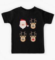 Christmass Pattern Kids Clothes