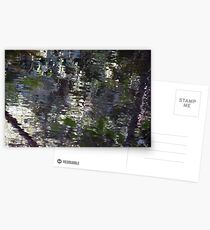Camouflage Ripples Postcards