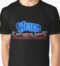 Weird Science t-shirt logo Graphic T-Shirt
