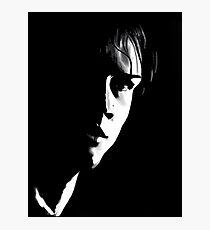supernatural sam winchester jared padalecki Photographic Print