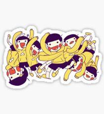 Floppy Jyushi Sticker