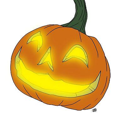 Halloween Jack by JacobBlackmon