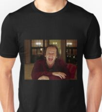 Jack Nicholson The Shining Still - Stanley Kubrick Movie T-Shirt