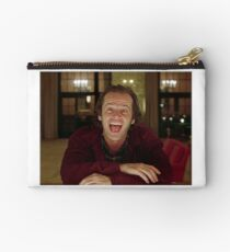 Jack Nicholson The Shining Still - Stanley Kubrick Movie Studio Pouch