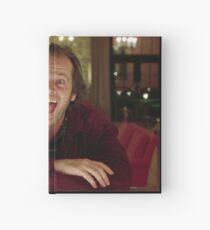 Jack Nicholson The Shining Still - Stanley Kubrick Movie Hardcover Journal