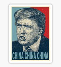 China China China Sticker